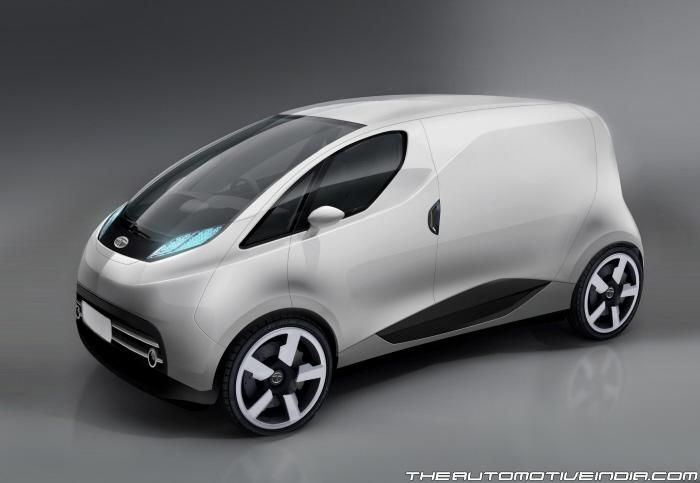 How About Tata Nano Speedster & Nano City Van? (Future Cars Based ...