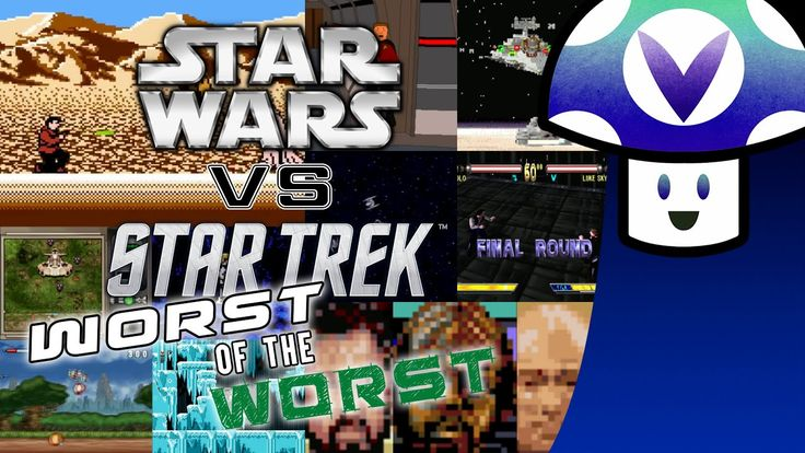 nice [Vinesauce] Vinny - Star Wars Online games vs. Star Trek Online games (Worst of the Worst)