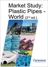 Every Drop Counts: Ceresana Analyzes the Global Market for Plastic #Pipes