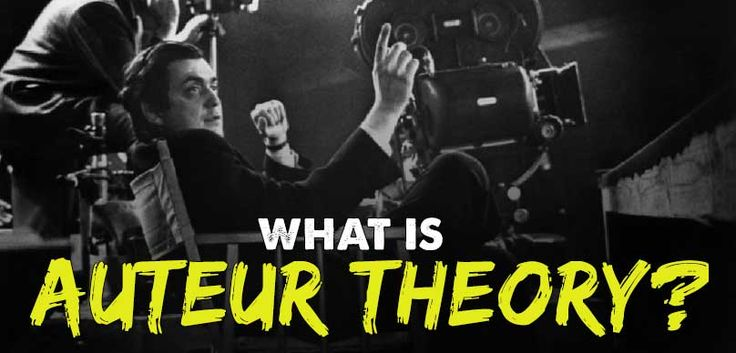 "Auteur Theory is a way of looking at films that state that the director is the ""author"" of a film. The Auteur theory argues that a film is a reflection of.."