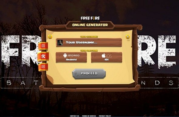 free fire battleground cheat hack apk download for android