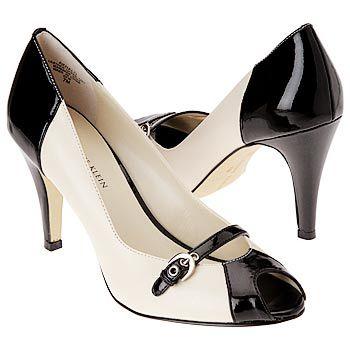 Black white pumps black white pinterest shoes for Black and white shows