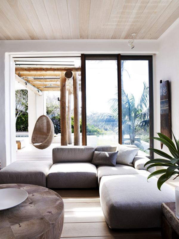 Is this the South Coogee house? Just love the relaxed, minimal, tropical style
