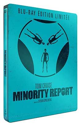 Minority Report, l'excellent film de science fiction de Steven Spielberg< ...
