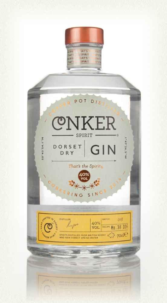 Conker Spirit Dorset Dry Gin PD