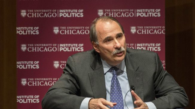 """Barack Obama was """"bullshitting"""" his opposition to gay marriage and support for civil unions during his 2008 presidential campaign, according to a new book authored by former senior White House adviser David Axelrod."""