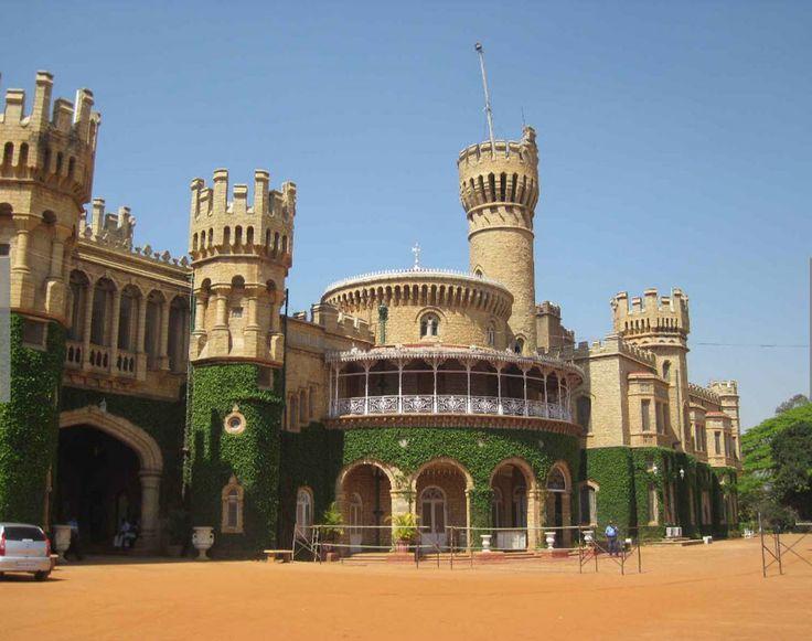 Bangladore Palace, India #USAC #Study Abroad