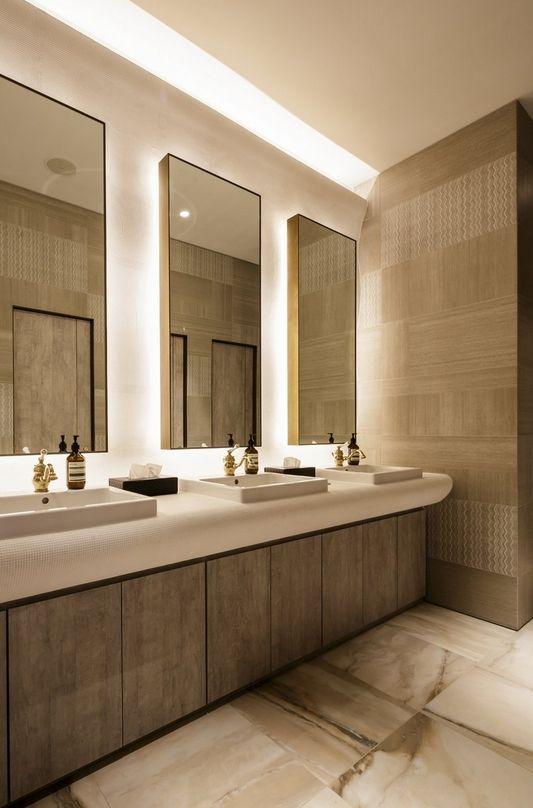 Best 25+ Restroom design ideas on Pinterest | Inspired style baths ...