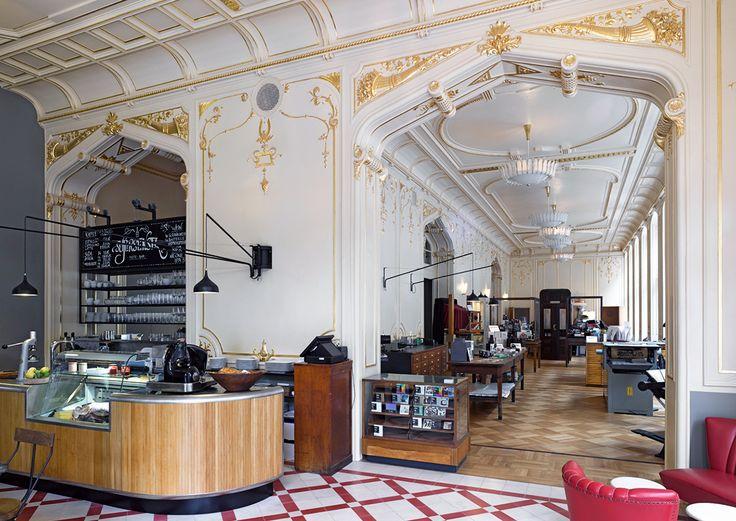 Kavárna / obchod: Supersense, Vídeň