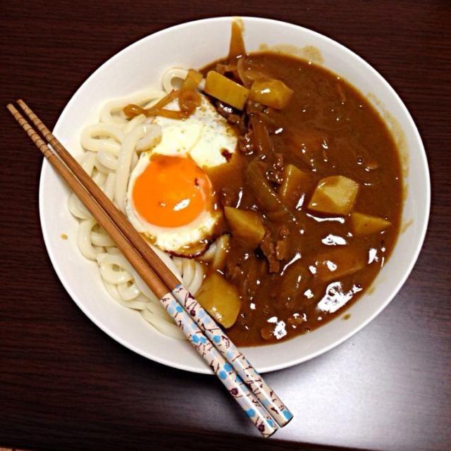 レシピとお料理がひらめくSnapDish - 69件のもぐもぐ - Curry udon by 石川美幸