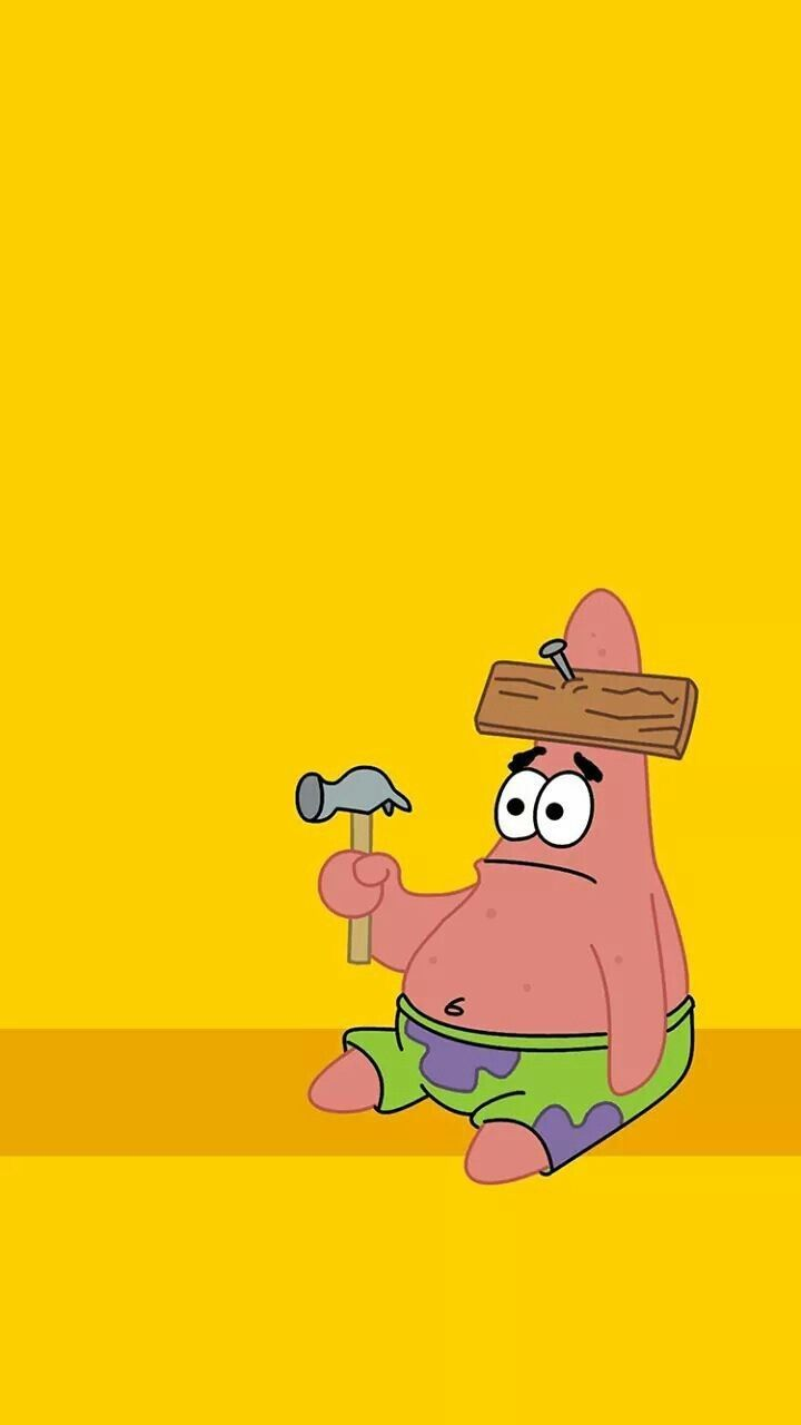 Pin By San Holo On Spongebob In 2019 Wallpaper Iphone Cute