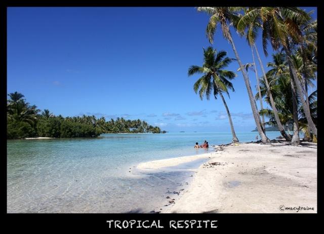 Tropical Respite Motu Mahana Tahiti