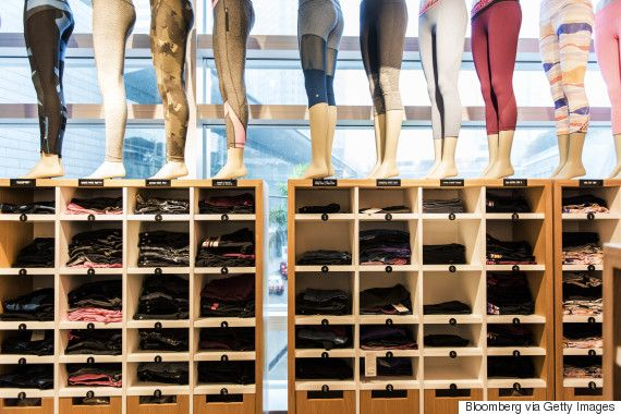 Lululemon Stock Price Downgraded Because Women Just Aren't That Into It Anymore