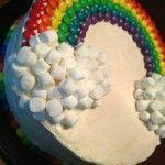 gâteau arc(en-ciel Plus