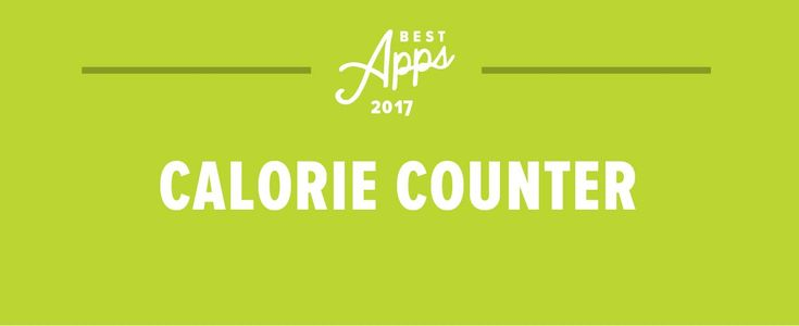 best calorie counting apps