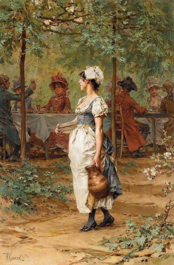Frederik Hendrik Kaemmerer (Dutch artist, 1839-1902):