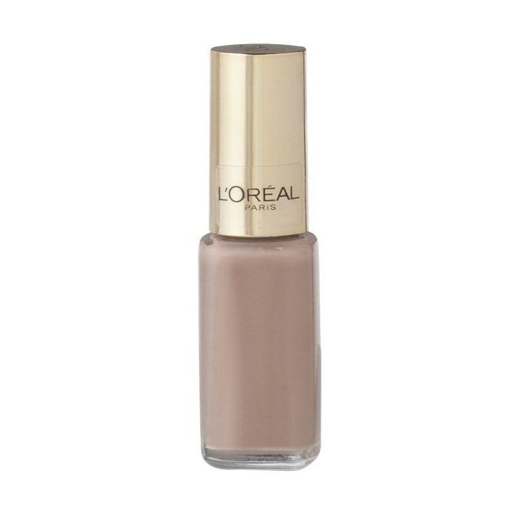 Afbeeldingsresultaat voor L'Oréal Paris Color Riche Le Vernis 104 Beige Counte Nagellak
