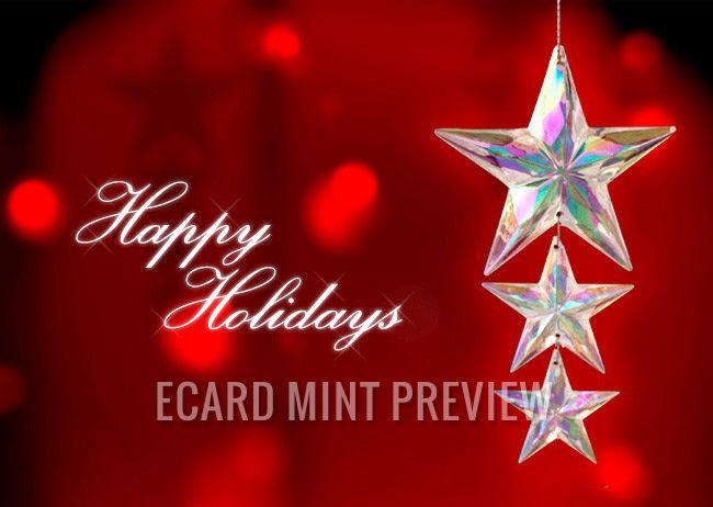 12 best company christmas e cards from ecard mint images on our crytal stars ecard mint company christmas ecard click the link to view http m4hsunfo Gallery