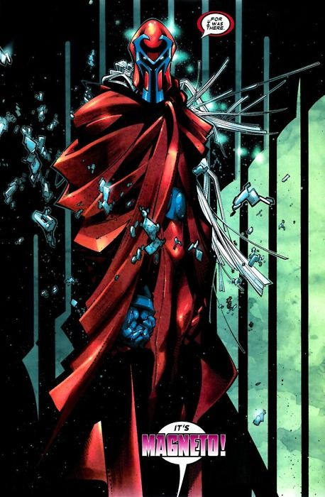 Age of Apocalypse - Magneto by Chris Bachalo