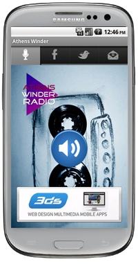 Android radio application