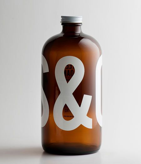 Steel & Oak Brewing | Brand Packaging