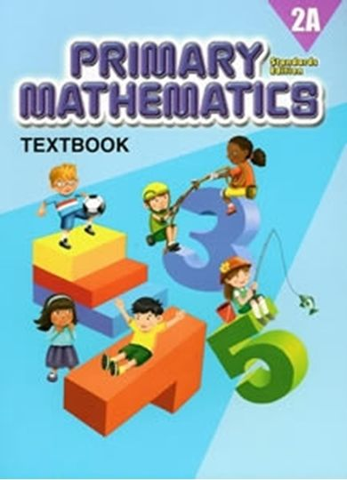 Picture of Singapore Math  Standards 2A Text