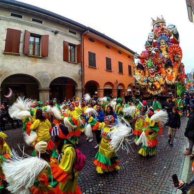 Carnevale di #Cento