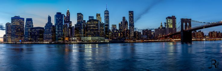 My Skyline of NYC