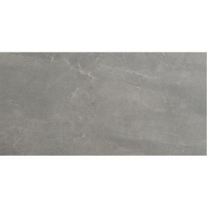 U.S. Ceramic Tile Avila 24 in. x 12 in. Gris Porcelain Floor and Wall Tile (14.25 sq. ft./case)-FH1T635021 at The Home Depot