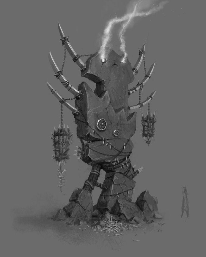 Mork's Spirit Totem