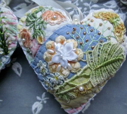 2013 CQ Hearts Created By Nicki Lee / Raviolee Dreams Can Make Little  Drawer Or Closet