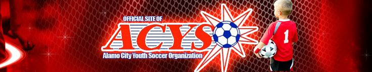 Alamo City Youth Soccer Organization Powered by Goalline Sports Administration Software