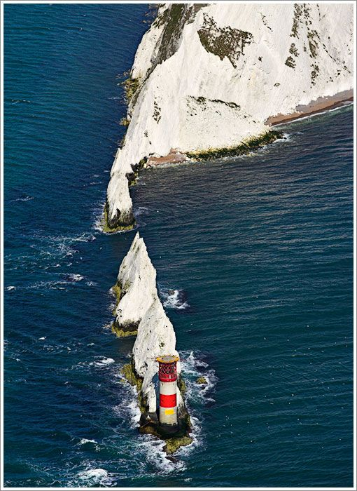 The Needles, Isle of Wight, England, UK