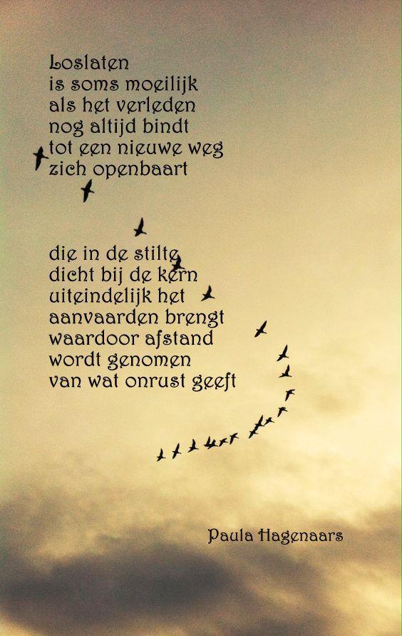 Gedichten Paula Hagenaars Nederlandse Spreuken