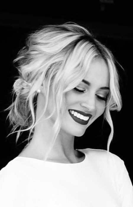 Tender Updos for Medium Length Hair | Haircuts, Hairstyles 2016 / 2017 and Hair colors for short long
