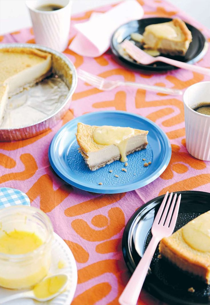 Horchata pie with lime curd by Raph Rashid from Hungry For That | Cooked