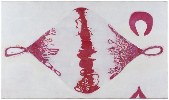 Hannu Väisänen, 'Kimono déchiré / Revitty kimono (Madame Butterfly),' 2016. Oil on canvas