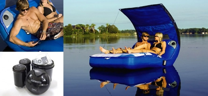 Sea Doo Inflatable Lounge So would love this! | IFOOD ...