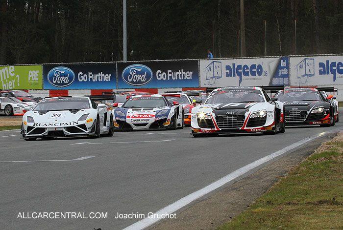 FIA GT1 World Championship Zolder 2013