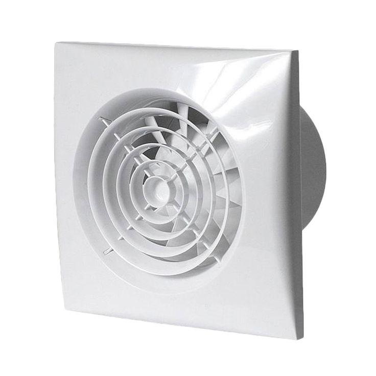 Bathroom Extractor Fan Power Consumption