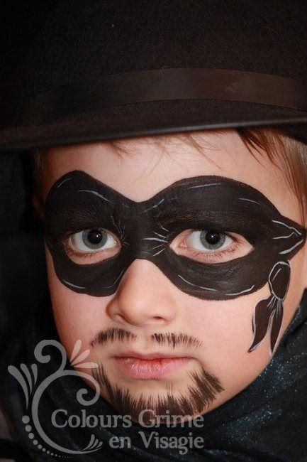 Boy mask