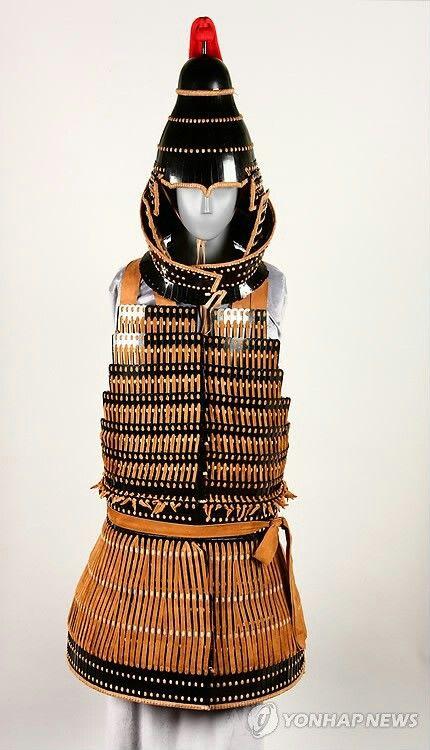 신라의 갑옷(복원)-Silla's armor (Reprodution)