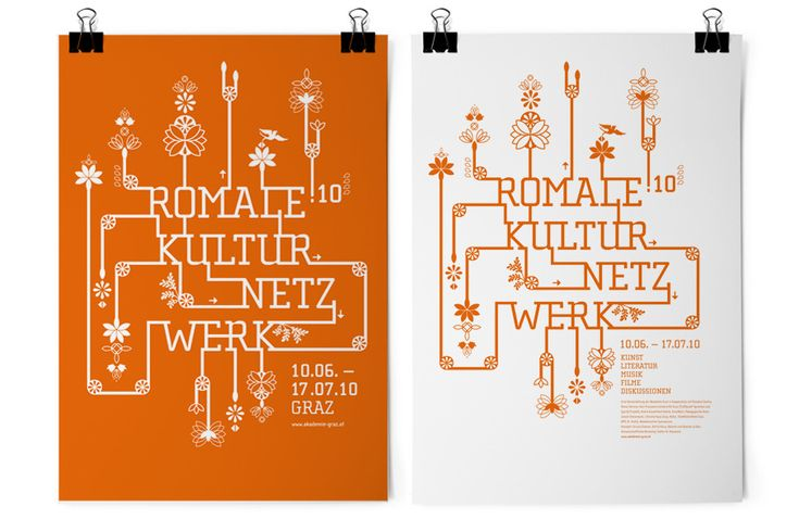Editorial Design and Illustration for artist catalogue, presenting and portraying modern Roma artists(by by Verena Michelitsch)