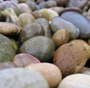 Best 25 river rock shower ideas on pinterest river rock for Hardwood floors hurt feet