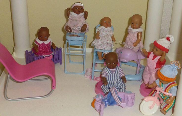 Zapf Creation Baby Born Mini World