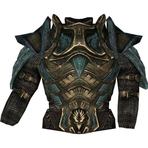 Glass Armor (Armor Piece)