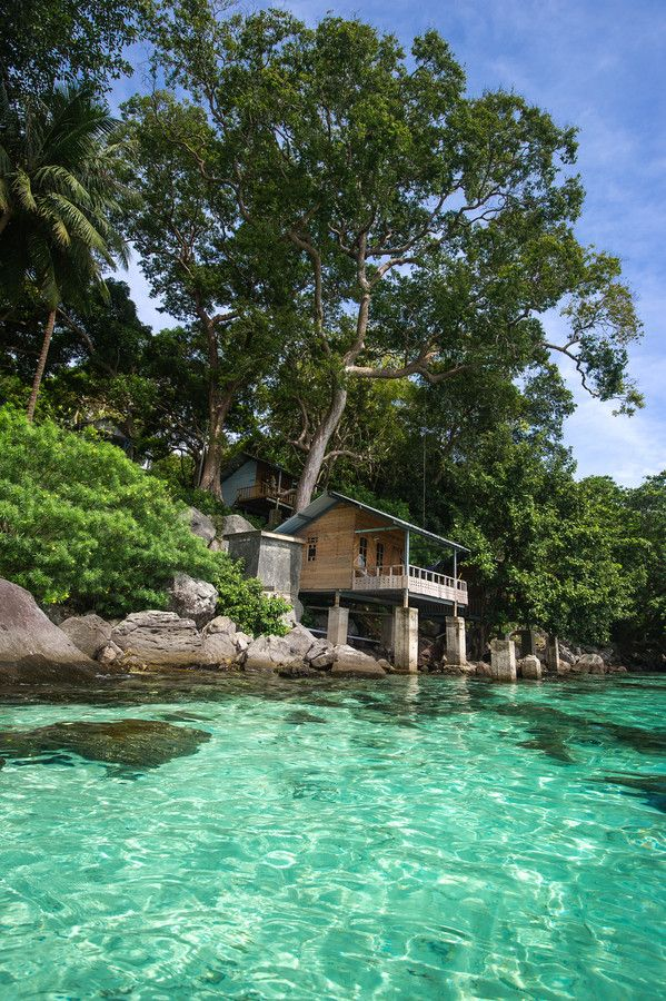 Photo little paradise  by Vincent Xeridat pulau weh, indonesie