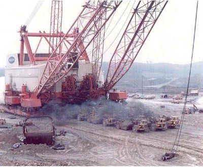 Strip mining rayland ohio