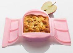 Mini tarta de manzana