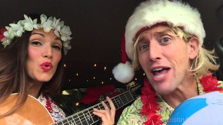 Kristin and Danny | NEW #CHRISTMAS MEDLEY LIP SYNC!